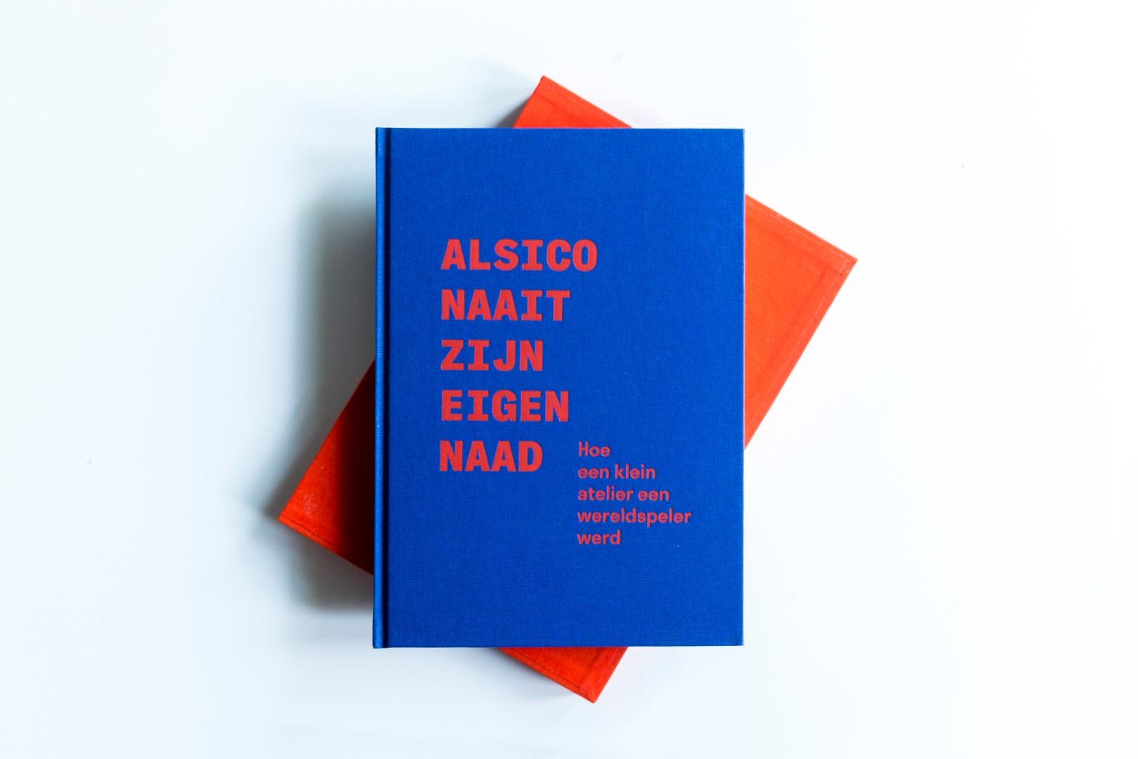 Bold Books Alsico Group - Alsico Naait Zijn Eigen Naad